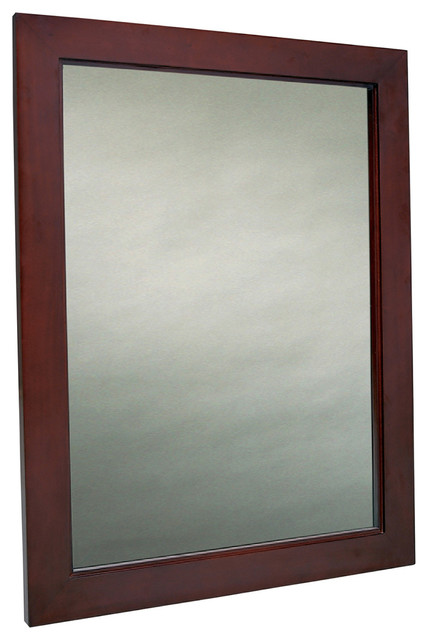 mahogany bathroom mirror traditional bathroom mirrors san diego