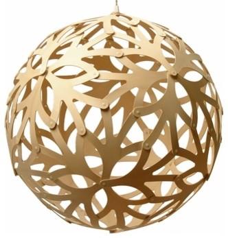 David Trubridge Design | Ola Pendant Light modern-pendant-lighting