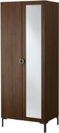 ENGAN Wardrobe with 2 doors modern-armoires-and-wardrobes