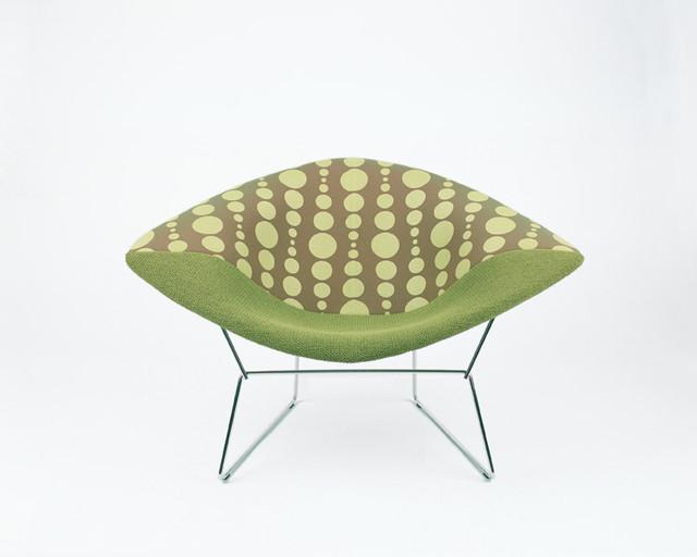 knoll kids - Child's Diamond Chair - D Fabric modern-kids-chairs