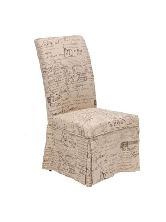 Santuary Clarice Chair - http://www.highfashionhome.com/sanctuary-clarice-chair.html