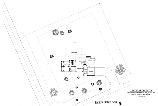 Residential Addition and Remodeling, The Falls Area tropical-floor-plan