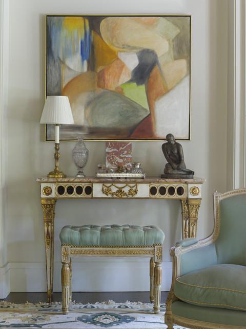 Princeton Home traditional-living-room