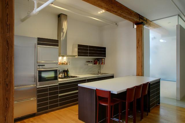 E. Pearce Revisited modern-kitchen