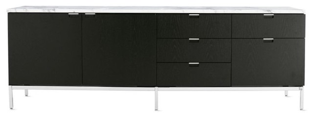 Florence Knoll Credenza- Four Position contemporary-buffets-and-sideboards