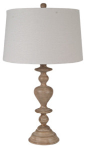 Benson Lamp traditional table lamps