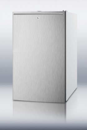 """FS407LSSHH 20"""" 2.8 cu.ft. Capacity Counter Height Freezer  Factory Installed Loc contemporary-refrigerators-and-freezers"""