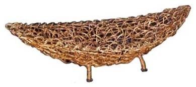 Furnice Rattan Lamp contemporary-artwork