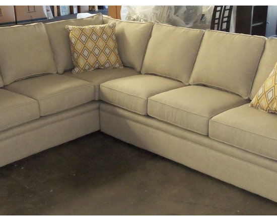 Customer Custom Orders - Rowe Brentwood Sectional.  You Choose the Configuration / Pieces to Fit Your Room.  You Choose the Fabric.