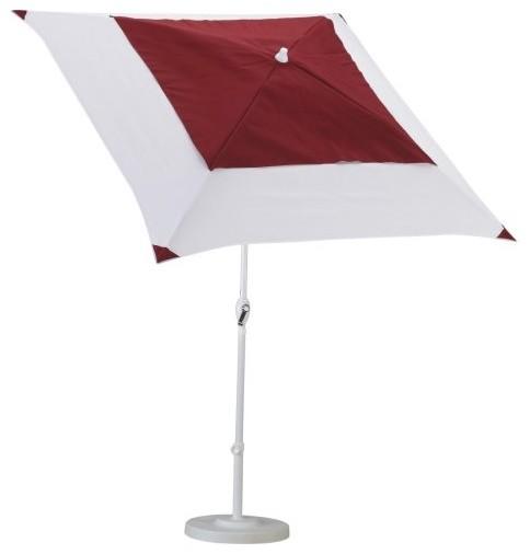 california umbrella 9 ft square patio umbrella navy blue