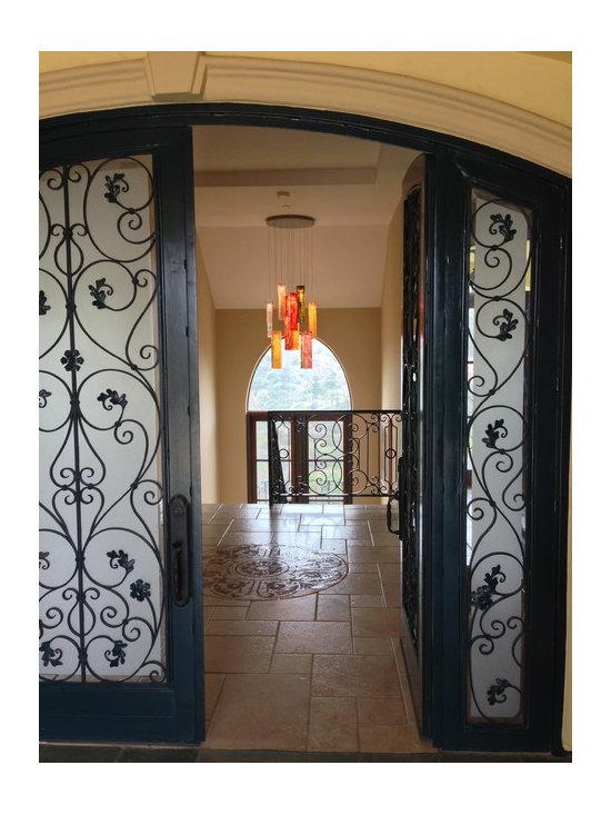 Galilee Lighting -modern lighting fixtures, pendants  & contemporary chandeliers - Galilee Lighting-Exotic candle chandelier