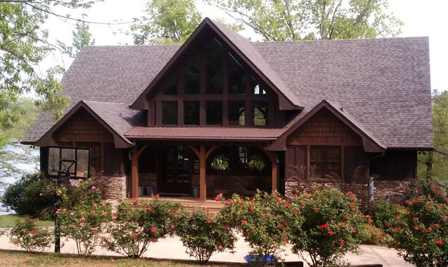 Appalachia Mountain Home House Plan Traditional