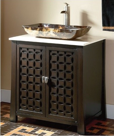 Vessel Sinks Bathroom on Bath   Bathroom Storage And Vanities   Bathroom Vanities And Sink