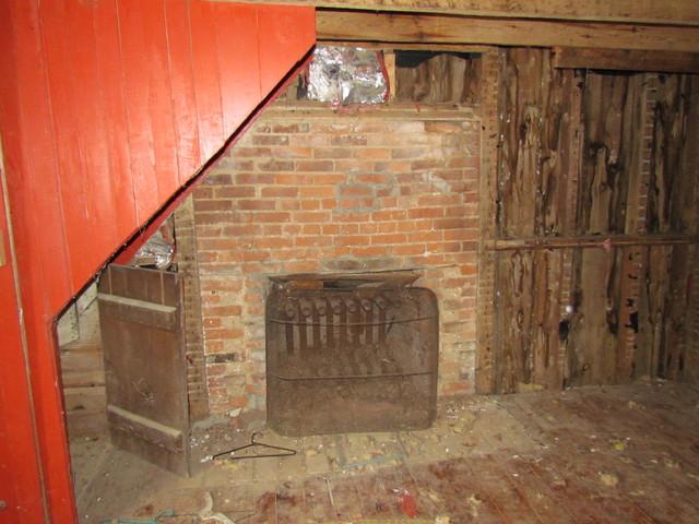 Historic Restoration eclectic