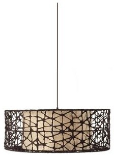 Hive C-U C-ME Hanging Pendant Lamp, Modern and contemporary suspension lamps at contemporary-pendant-lighting