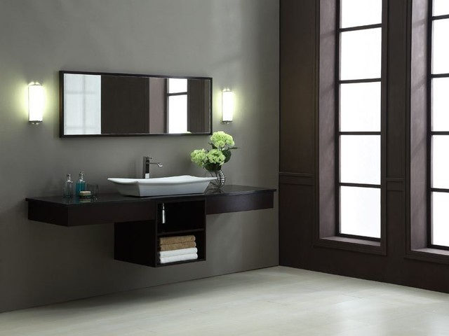 Bathroom vanities sets modern bathroom vanities and - Modern bathroom images ...