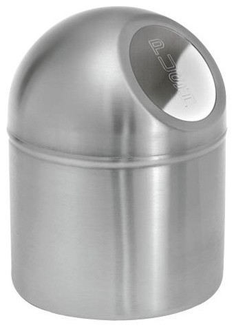 INTRO Pushboy Trash Can by Blomus modern-bath-products