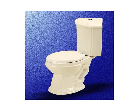 Bone Vitreous Corner Toilet Sheffield Elong Dual Flush - Is space a premium in your bathroom? Or you wanted to install a space saving toilet? Then you opt for this Sheffield corner toilet dual flush that has got many benefits.