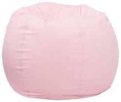 Light Pink Anywhere Beanbag kids-chairs