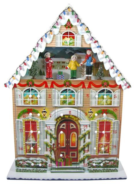 Christmas Carolers Advent traditional-christmas-decorations