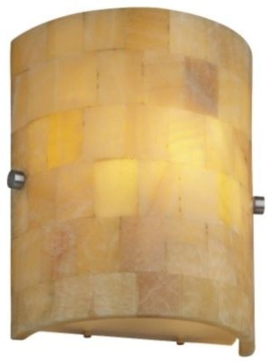 Hudson Flush Wall Sconce by Forecast Lighting wall-sconces