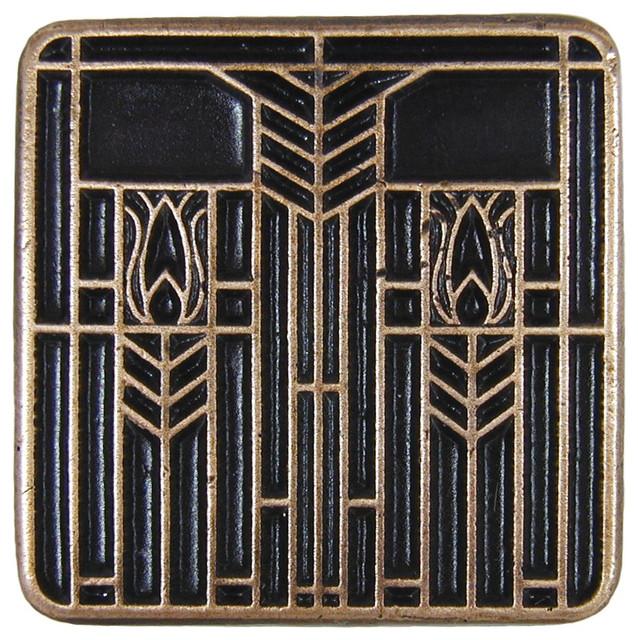 arts crafts style craftsman cabinet and drawer knobs. Black Bedroom Furniture Sets. Home Design Ideas