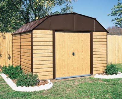 Arrow Woodhaven Shed traditional-sheds