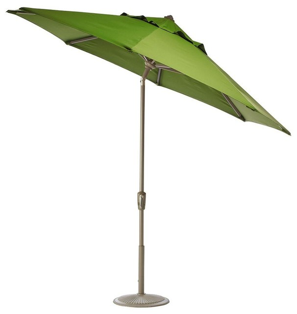 Home Decorators Collection 6 ft Auto Tilt Patio Umbrella
