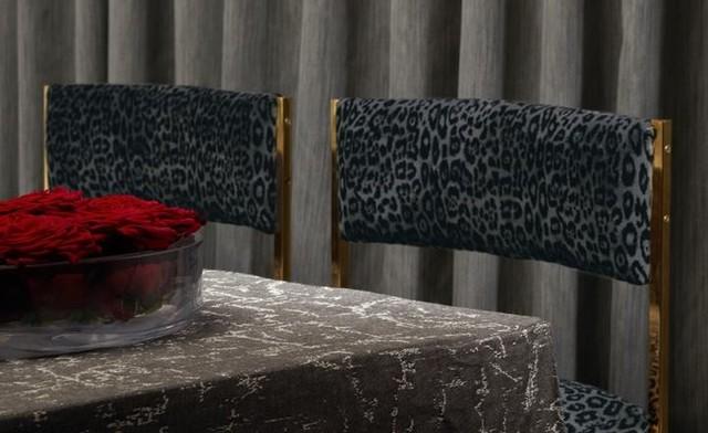 Penthouse (Decorative Weaves & Metallic Prints) modern-upholstery-fabric