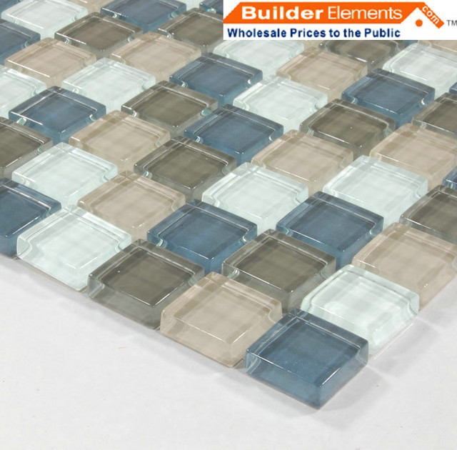 Crystal Glass Tile, Glass Mosaic Tile, Glass Tile COB0015 modern