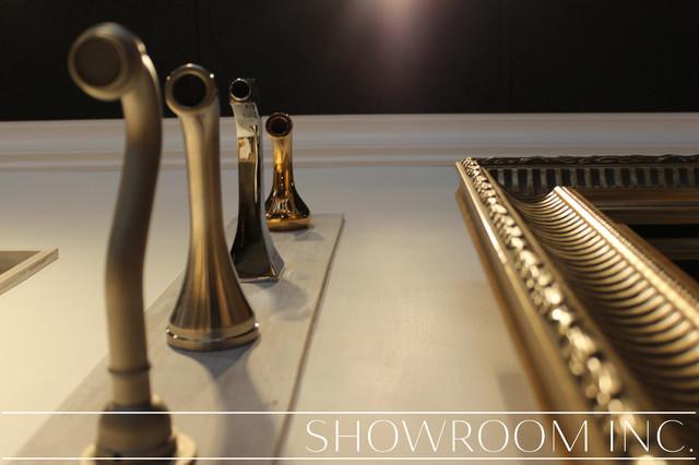 SHOWROOM INC. traditional-bathroom-faucets