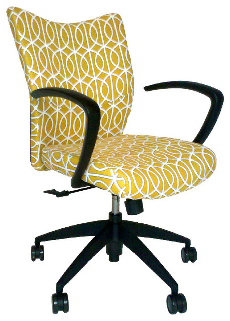 upholstered office chair contemporary office chairs
