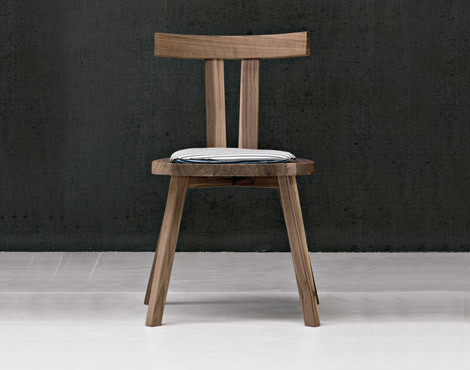 Gray 23 Chair modern-dining-chairs
