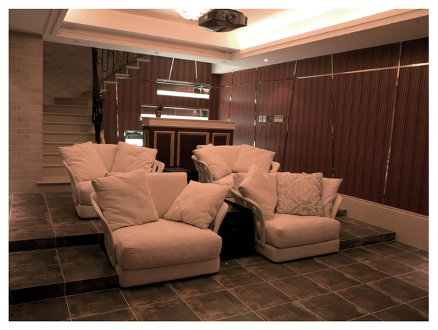 Limitless - Life Style - Entertainment modern-home-theater
