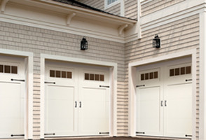 Garage Doors Courtyard 371T Series  windows and doors