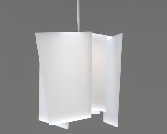 Levis LED Pendant by Cerno