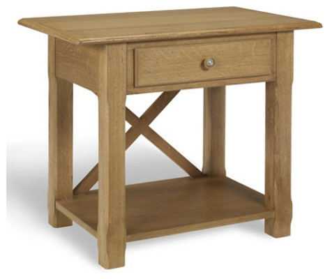 Driftwood Side Chest traditional-nightstands-and-bedside-tables