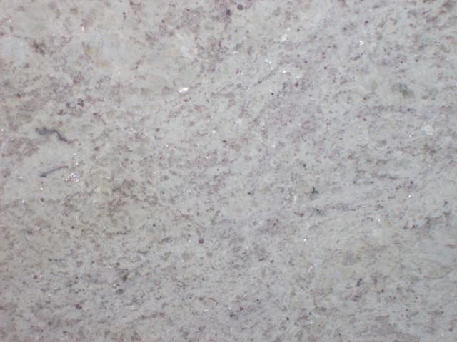 Kashmir White Granite contemporary-kitchen-countertops