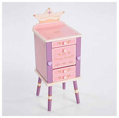 Princess Jewelry Cabinet modern-home-decor