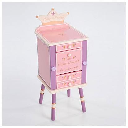 Princess Jewelry Cabinet modern-kids-jewelry-boxes