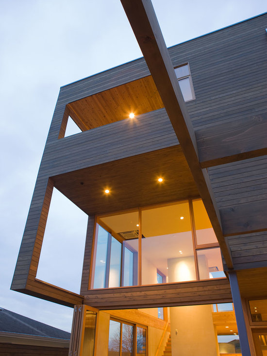 Quantum Windows & Doors | PATH Architecture - Ty Milford Photography | Portland, OR