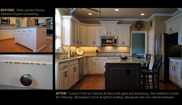 CCFF BEFORE & AFTERS