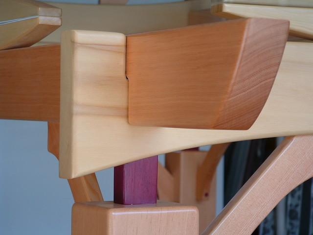Craftsman Timber Frame Furniture asian-dining-tables