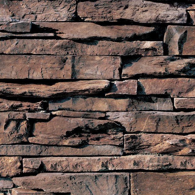 Coronado Ledgestone - Eastern Mountain Ledgestone traditional-home-decor