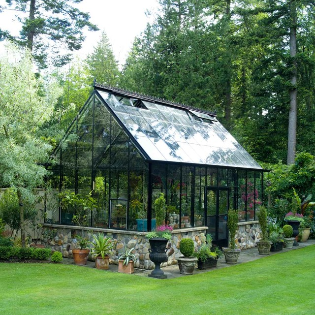 Our Greenhouses contemporary-greenhouses