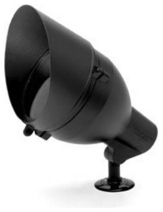 "Kichler 15660BKT 4-9/10"" Cowl Accessory in Textured Black 15660BKT modern-outdoor-lighting"