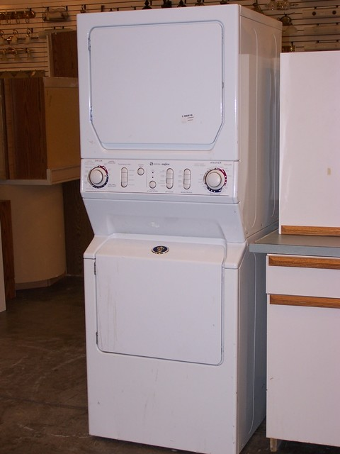 maytag neptune stackable washerdryer contemporary