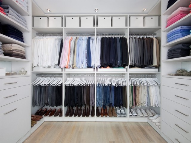 California Closets Walk-ins closet