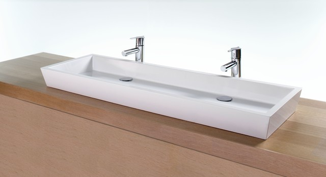 Great Long Bathroom Double Sink with Faucet 640 x 348 · 28 kB · jpeg
