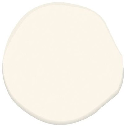 Benjamin Moore Aura Paint - China White  paints stains and glazes